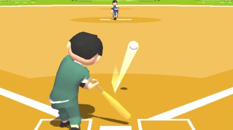 ビルだって破壊!カンフーパワーでボールをかっ飛ばす「カンフー野球」アプリ紹介/プレイ動画
