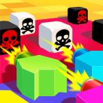 先を読んで敵を殲滅!マージして防衛線を死守しよう「Merge Defense 3D!」アプリ紹介/プレイ動画