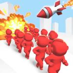 発射して爆破!ロケットランチャーでギャング達を蹴散らす「Gang Blast ギャングブラスト」アプリ紹介/プレイ動画