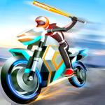 レース×対戦!武器を持って激闘のバイクレース「モータードッカンバトル」アプリ紹介/プレイ動画