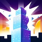 高層ビルをぶっ壊せ!指先一つで豪快に解体作業「Demolish! デモリッシュ」アプリ紹介/プレイ動画