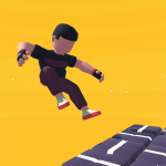 ビルや街を駆け抜けてパルクールアクション!刺激あるスタントマンライフ「Stuntman スタントマン」アプリ紹介/プレイ動画