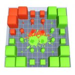 ブロックバトルでエリアをゲット!頭を使って領地を増やす「Blocks vs Blocks」アプリ紹介/プレイ動画
