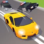 警察と激しいカーチェイス!パトカーから逃げ切る「逮捕されるな」アプリ紹介/プレイ動画