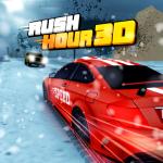 混雑無視して爆走しろ!スピード上げて追い抜け逃げ切れ「Rush Hour 3D ラッシュアワー3D」アプリ紹介/プレイ動画