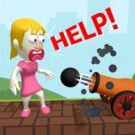 脳トレパズルで命を救え!描いて全員助ける「暇つぶしパズルゲーム – Save them all」アプリ紹介/プレイ動画
