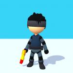スニークしながら狙い撃て!隠れてヘッドショットを決める「Sniper Runner スナイパーランナー」アプリ紹介/プレイ動画