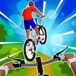 エクストリームなレース!白熱の自転車レースバトルでせめぎ合う「Riding Extreme 3D」アプリ紹介/プレイ動画