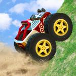 過激なレースに打ち勝て!四輪で厳しい地形を乗り越える「Rock Crawling ロッククローリング」アプリ紹介/プレイ動画