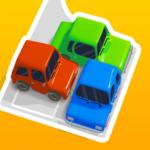 駐車のパズルから抜け出せ!シンプルな車パズル「Parking Jam 3D パーキングジャム3D」アプリ紹介/プレイ動画